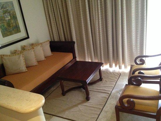 Dreams Tulum Resort & Spa: Sitting Area