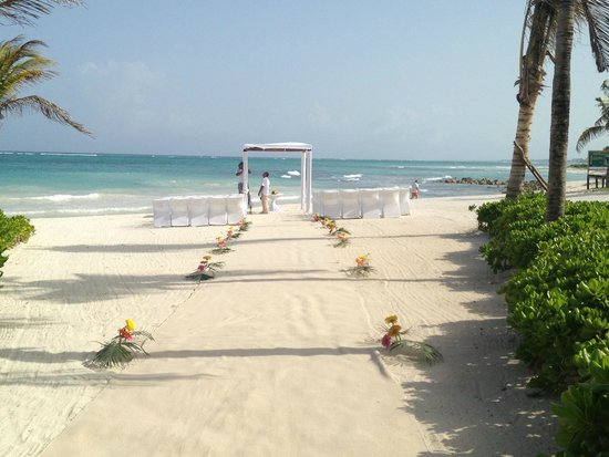 Dreams Tulum Resort & Spa : Wedding