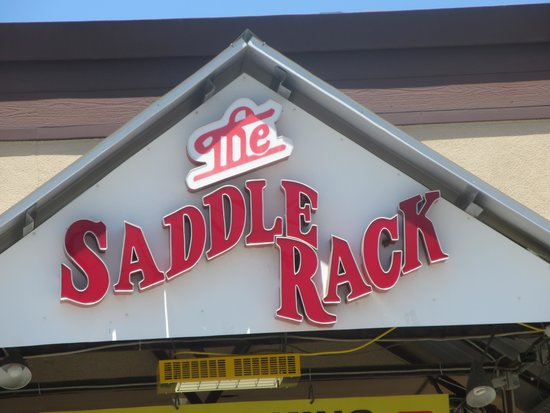 ‪The Saddle Rack‬