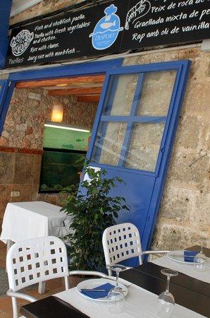Restaurant Des Port: desport