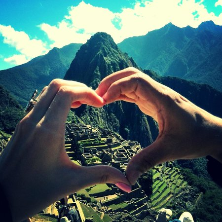 Machu Picchu: Love