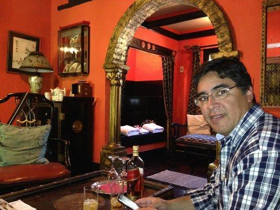 Villa Toscana Boutique Hotel: En la habitación
