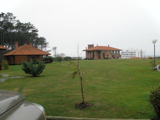 Il Belvedere: Vista del complejo