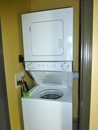 Christmas Mountain Village: 2-br. Townhome In unit laundry. Detergent supplied.