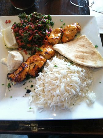 Photo of Mediterranean Restaurant Creation Grill at 2901 Ocean Park Blvd, Santa Monica, CA 90405, United States