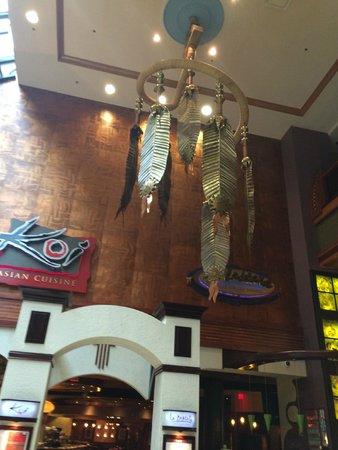 Seneca Niagara Resort & Casino: Koi Sushi Restaurant