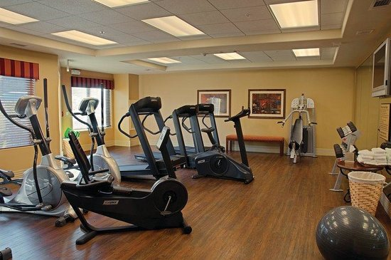 Vino Bello Resort: Fitness Center