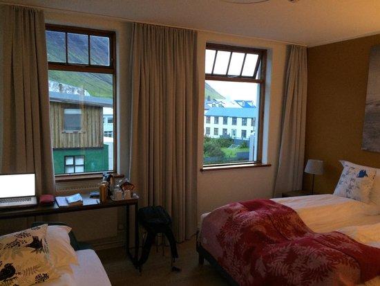 Hotel Isafjordur: Room