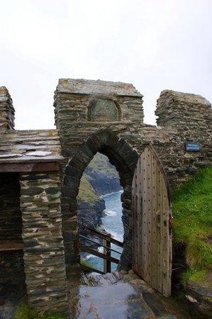 Tintagel Castle: Tintagel