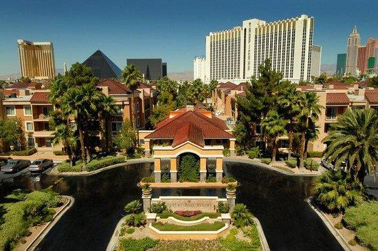 Desert Rose Resort : Exterior
