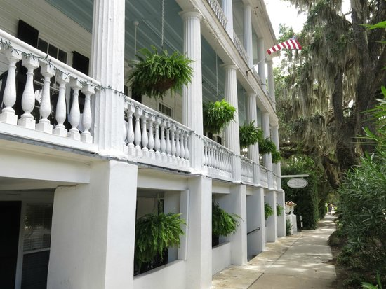 The Rhett House Inn: Rhett House