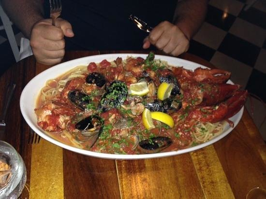 Longhi's: longhi lobster