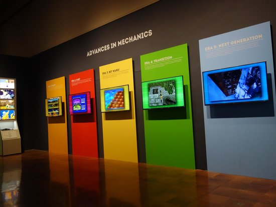 Toledo Museum of Art : Part of the engaging video game as art exhibit