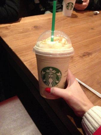 Starbuks coffe