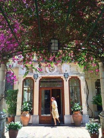 Belmond Grand Hotel Timeo: sense of arrival.