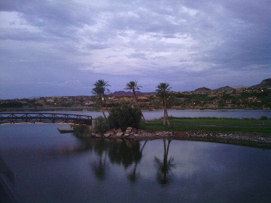 The Westin Lake Las Vegas Resort & Spa: amazing lake views