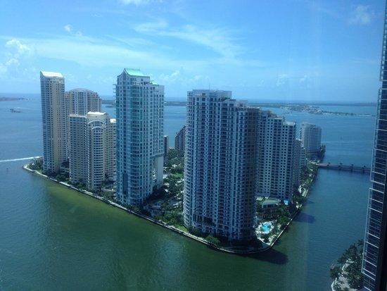 JW Marriott Marquis Miami : Bay View - 33rd Fl