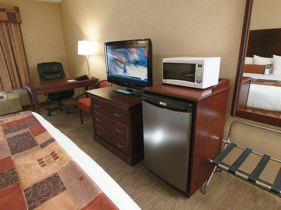 Best Western Plus Pembina Inn & Suites: King Room