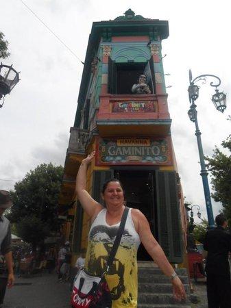 Argentina for All : caminito,adore esse lugar