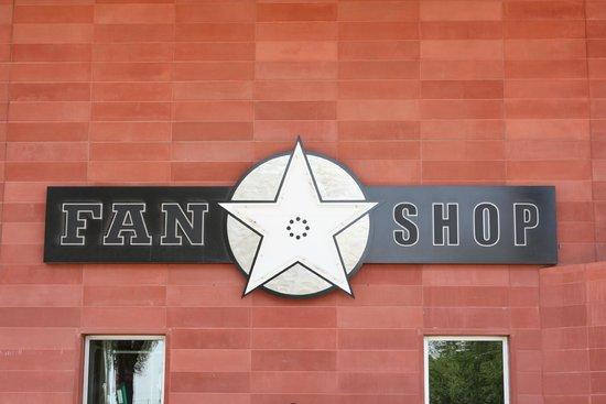 AT&T Center: Fan Shop
