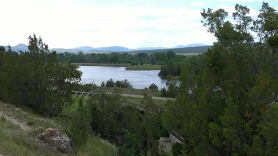 Missouri Headwaters State Park: Jefferson River & Madison River