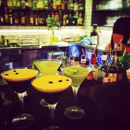 Republik Restaurant & Bar : Espresso martini