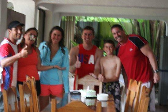 Amigos Del Rio: Thanks for a great Birthday!