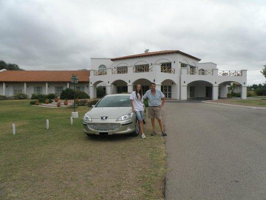 La Campina Club Hotel & Spa: Entrada