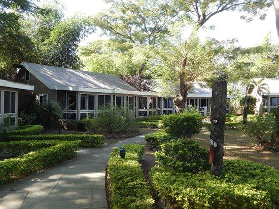 First Landing Beach Resort & Villas: Bures