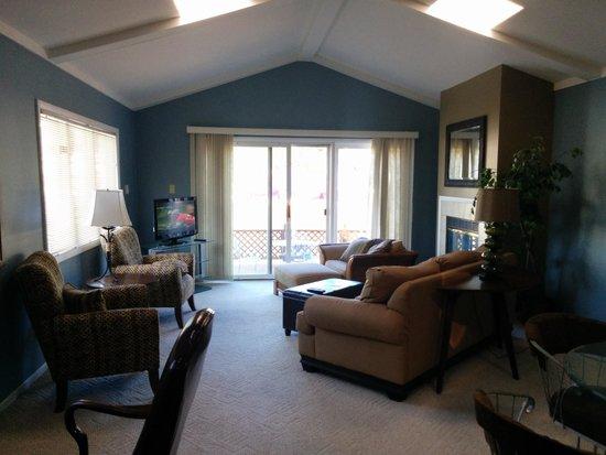 Bayside Inn: Room 9 Suite 1 bedroom