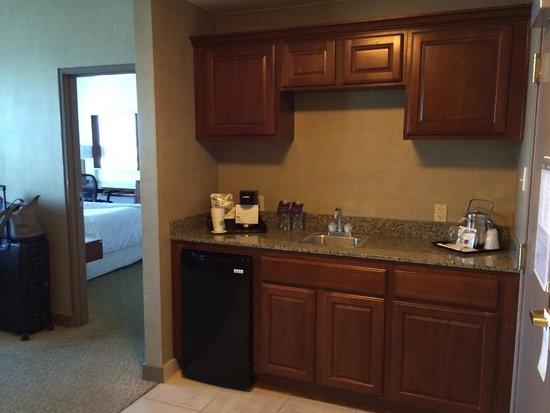 The Westin Las Vegas Hotel & Spa: kitchenette