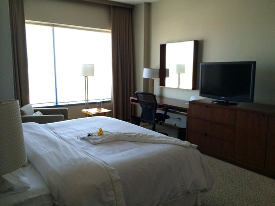 The Westin Las Vegas Hotel & Spa: Bedroom