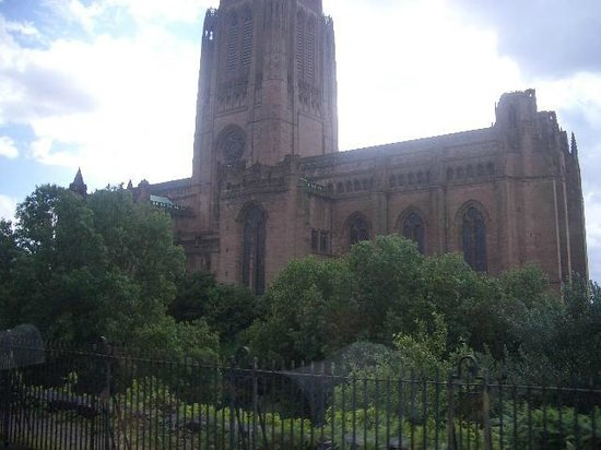 Liverpool Cathedral: The Cathedral