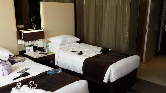 Centro Barsha: Twin Room...