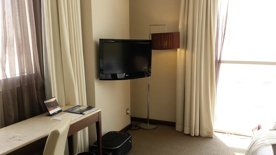 Centro Barsha: LCD TV in the room