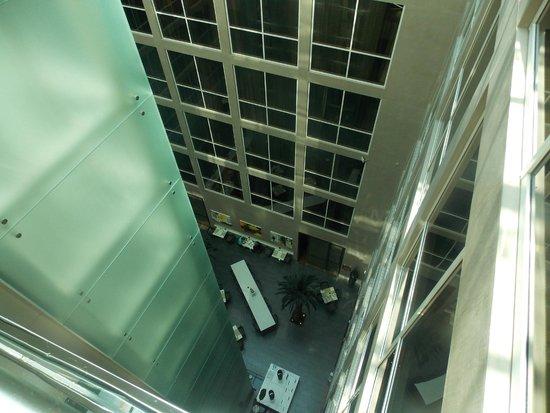 Centro Barsha: Hotel Atrium...