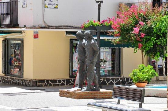 Centro histórico de Estepona: Estepona Historic centrum