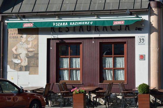 Szeroka Na Kazimierzu Restauracja