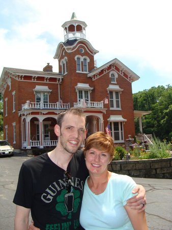 Bernadine's Stillman Inn: The Cosgrove's