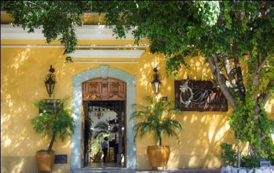 Photo of Los Pilares Hotel Oaxaca