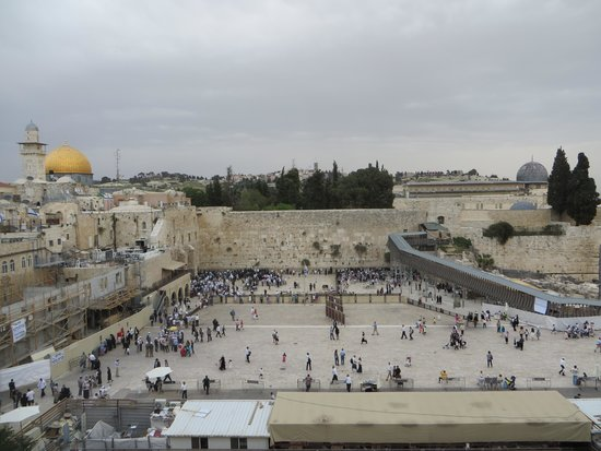 Memphis Tours: Western Wall and Dome of the Rock, Jerusalem