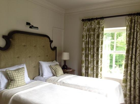 Ballynahinch Castle Hotel: Our room.  #37.