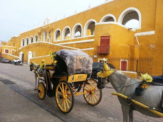 Hacienda Hotel Santo Domingo : Convento