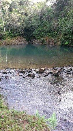 Juncos, Puerto Rico: Charco Azul