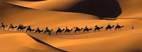 Moroccan Desert Trips: Merzouga Camel Trek