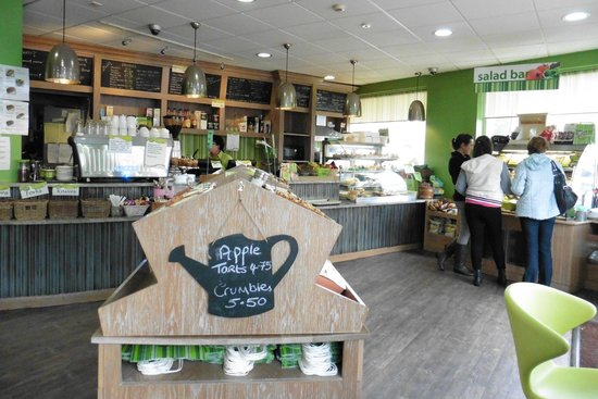Zest!: some bakery items are self-serve