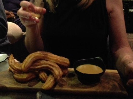 Jezebelle: churros are enough for 2