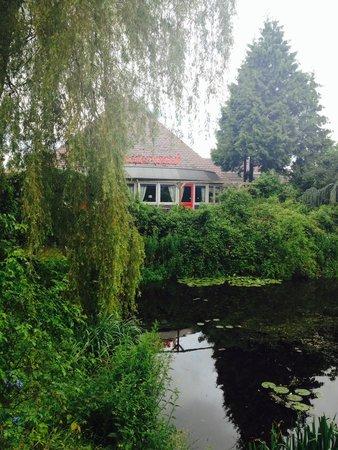 Hotel Hoogeveen : Stunning views in a beautiful little town