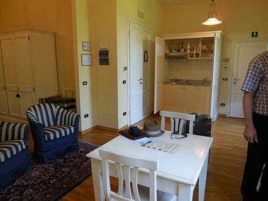 Residence Michelangiolo: Cuisinette