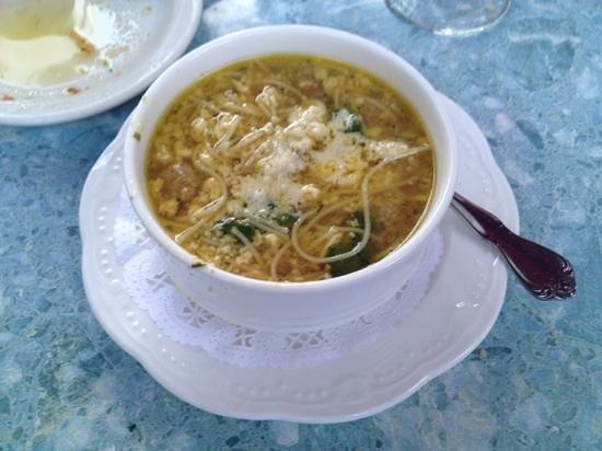 Mama Carolla's Old Italian Restaurant : Italian Wedding Soup